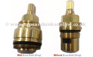 Valve & Brass Bush (Ring)