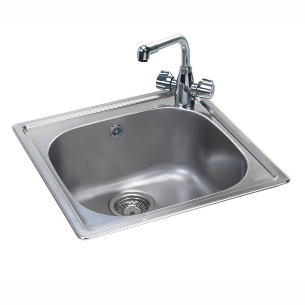 Franke Pacific Sink : ... Sinks ? Carron Phoenix Square Kitchen Sink with Taphole Pacific 50