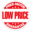 Low Price Guarantee on Taps and Sinks