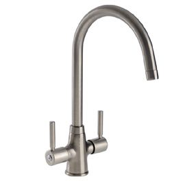 San Marco Davenport Tap in Brushed Nickel finish