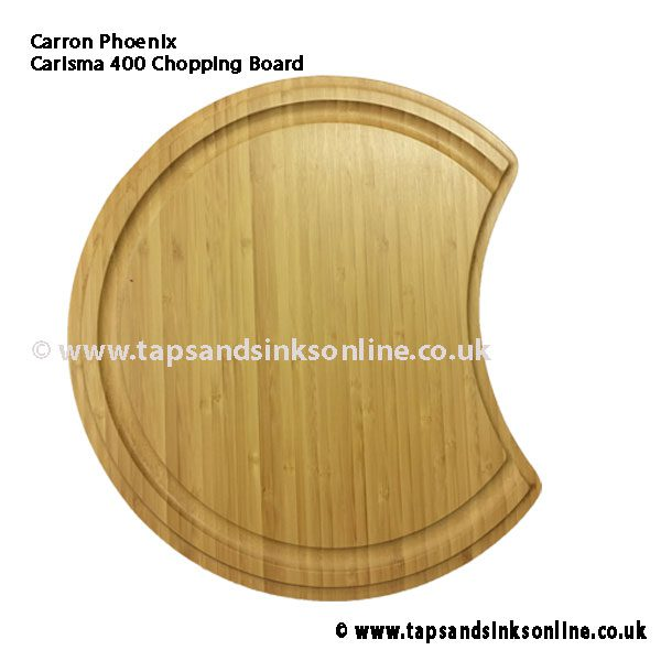 Carron Phoenix Round Chopping Board Bamboo Chopping