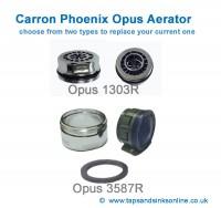 Tap Aerator 1303R or 3587R