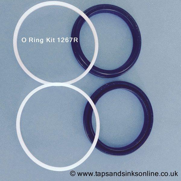 O Ring Kit 1267R