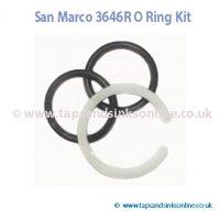 San Marco 3646R O Ring Kit