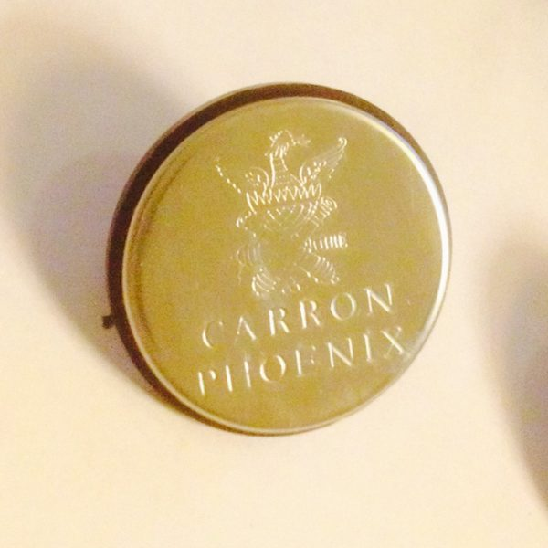 Carron Phoenix Tap Hole Blank with logo