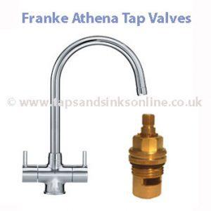 Franke Athena Kitchen Tap Valve from ?14 Franke Tap Spares