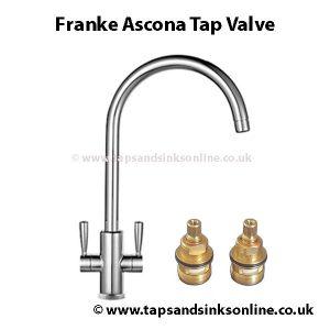franke ascona tap valve