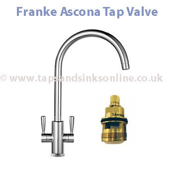 Franke tap dripping