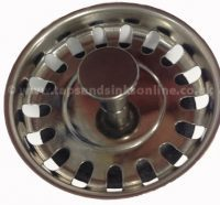 V6 Carron Phoenix Solaris Sink Plug Small Bowl