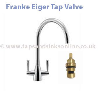 Franke Eiger Kitchen Tap Valve Only £14 | Genuine Franke Tap Spares Taps  And Sinks Online