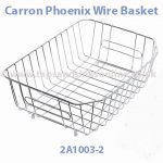 Carron Phoenix 2A1003-2 wire basket