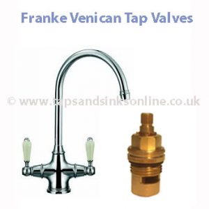Franke Venician Kitchen Tap Valves