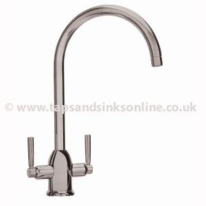 San Marco Cedar Tap in Brushed Nickel