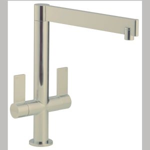 Carron Phoenix Desire Duo Brushed Nickel