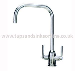 San Marco Finley Chrome Kitchen Tap