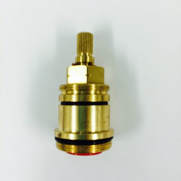 2307R valve and 3886R brass bush together