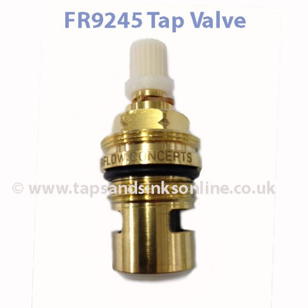 FR9245 Tap Valve Hot