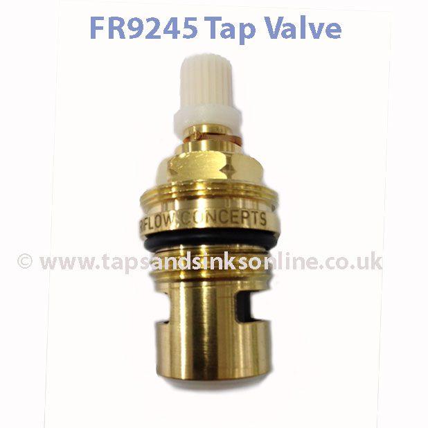 14 turn tap fr9245 tap valve hot