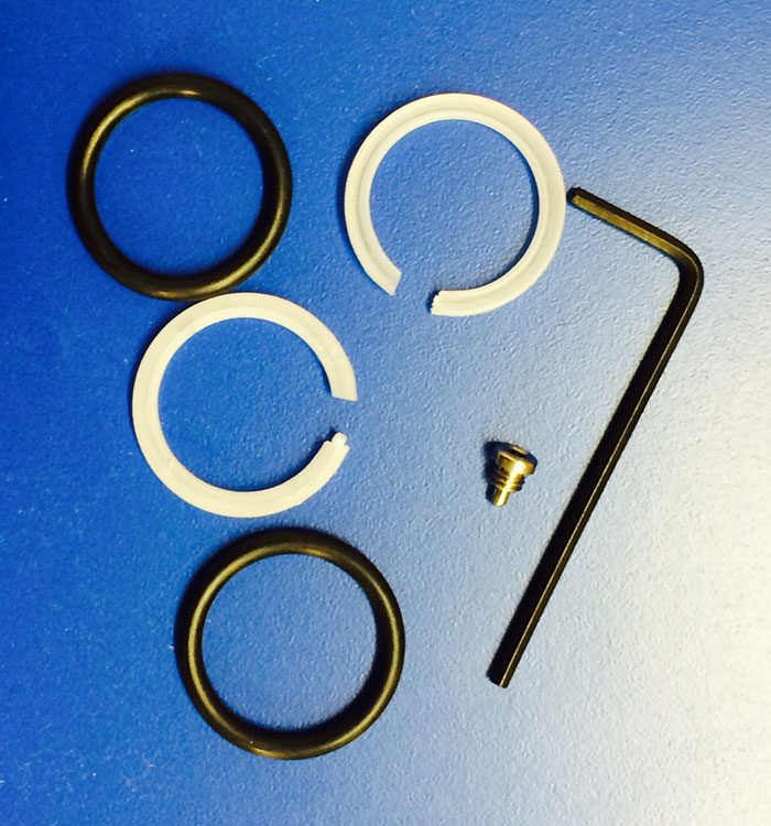 Carron Phoenix Tripure Crystal Filter Tap O Ring Kit Taps And Sinks ...