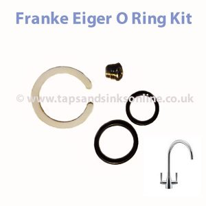 Franke Eiger Tap O Ring Kit Franke Tap Spare Parts