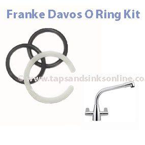 Franke Davos Tap O Ring Kit