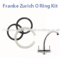 Franke Zurich Tap O Ring Kit