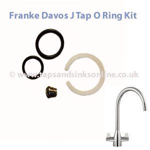 Franke Davos J O Ring Kit