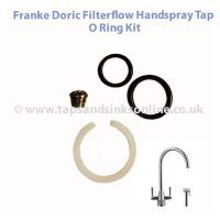 Franke Filterflow Doric Hand Spray Tap O Ring Kit