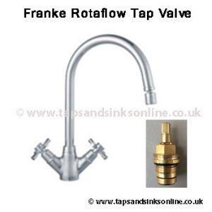 Franke Rotaflow Tap Valve 3768R