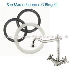 San Marco Florence Tap O Ring Kit