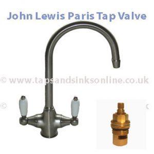 John Lewis Paris Tap Valve