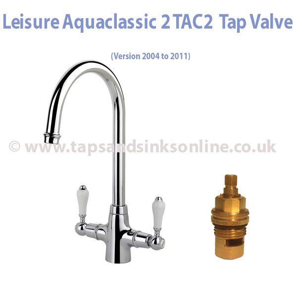 Leisure Aquaclassic 2 TAC2 Tap Valve ( version 2004 to 2011)