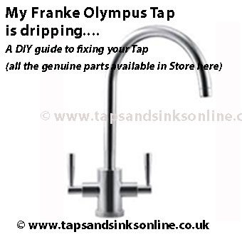 blog post franke olympus tap is dripping