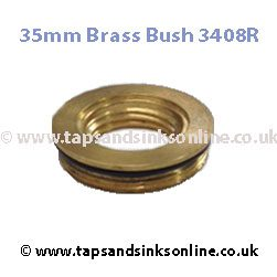 35mm Brass Bush 3408R