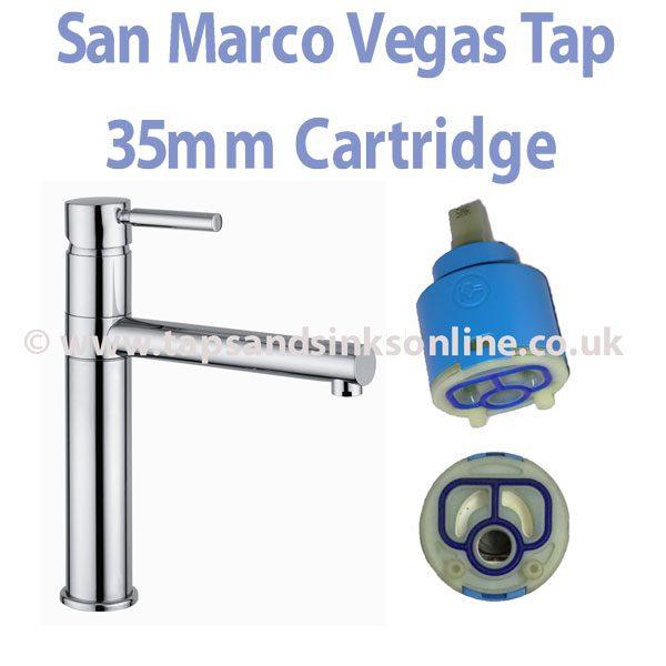 Vegas Tap 35mm Cartridge