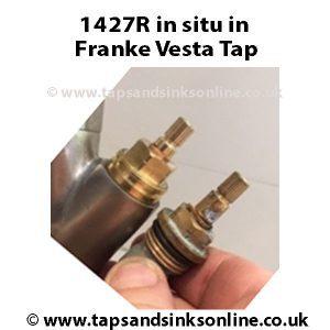 1427R in Franke Vesta Tap