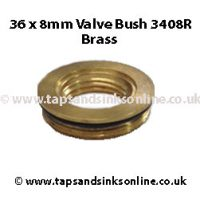 36 x 8mm Valve Bush 3408R