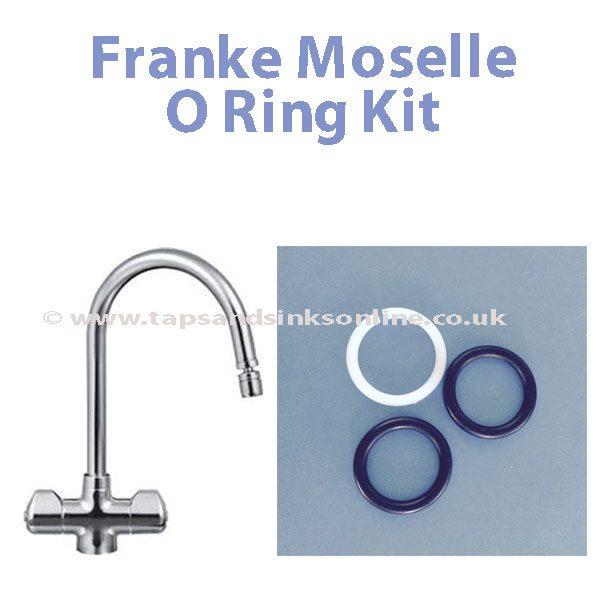 Franke Moselle Tap O Ring Kit 1239R