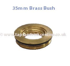 35mm Brass Bush