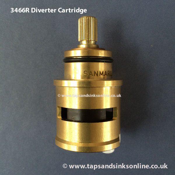3466R Diverter 28 Splines
