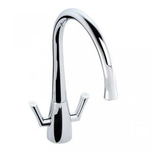 Fluid Monobloc Tap from Abode