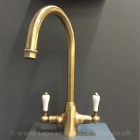 San Marco Boston Tap in Bronze