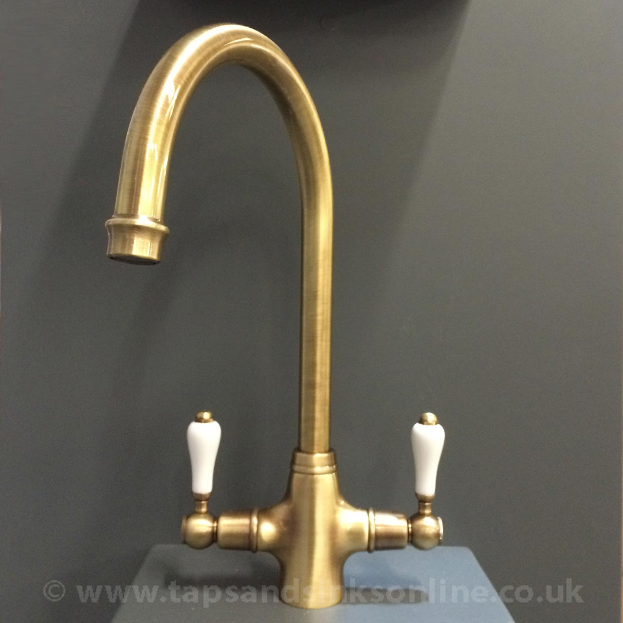 San Marco Boston Kitchen Taps In Bronze And Fittings From