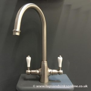 San Marco Boston Tap Brushed Nickel