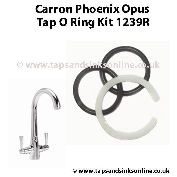 Carron Phoenix Opus Tap O Ring Kit