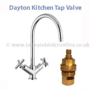 Dayton Kitchen Tap Valve