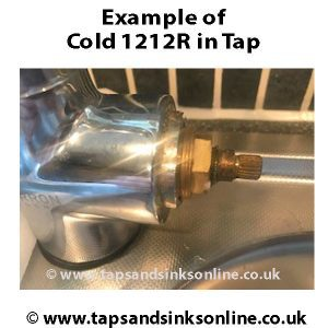 Example of 1212R in a Tap