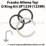 Franke Athena Kitchen Tap O Ring Kit SP1239