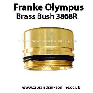 Franke Olympus Brass Bush 3868R