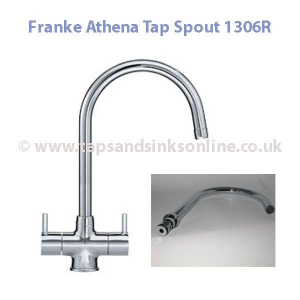Franke Athena Kitchen Tap Spout Spares